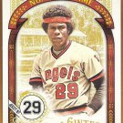 ROD CAREW 2016 Topps Allen & Ginter The Numbers Game INSERT Card #NG-85 ANAHEIM ANGELS Baseball 29