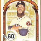 DALLAS KEUCHEL 2016 Topps Allen & Ginter The Numbers Game INSERT Card #NG-64 HOUSTON ASTROS Baseball