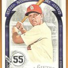 STEPHEN PISCOTTY 2016 Topps Allen & Ginter The Numbers Game INSERT Card #NG-11 ST LOUIS CARDINALS 55