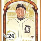 MIGUEL CABRERA 2016 Topps Allen & Ginter The Numbers Game INSERT Card #NG-56 DETROIT TIGERS Baseball