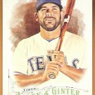 MITCH MORELAND 2016 Topps Allen & Ginter Baseball Card #229 TEXAS RANGERS A&G FREE SHIPPING 229