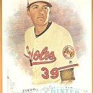 KEVIN GAUSMAN 2016 Topps Allen & Ginter Baseball Card #13 BALTIMORE ORIOLES A&G FREE SHIPPING