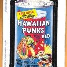 HAWAIIAN PUNKS 2005 Wacky Packages Series 2 MAGNET INSERT Card #4 Hawaiian Punch FREE SHIPPING
