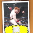 SHEAMUS 2012 Topps Heritage SHIRT RELIC Card NNO WWE Wrestling UNOPENED Celtic Warrior FREE SHIPPING