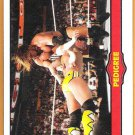 PEDIGREE 2012 WWE Topps Heritage Ringside Action Insert Card #54 Wrestling TRIPLE H Hunter WWF WCW