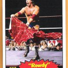 ROWDY RODDY PIPER 2012 WWE Topps Heritage Legends Card #103 Wrestling WWF Hall Of Fame FREE SHIPPING