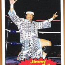 SUPERFLY JIMMY SNUKA 2012 WWE Topps Heritage Legends Card #84 Wrestling Hall Of Fame FREE SHIPPING