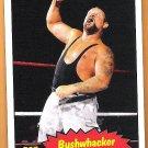BUSHWHACKER LUKE WILLIAMS 2012 WWE Topps Heritage Legends Card 67 Wrestling Hall Of Fame Sheepherder