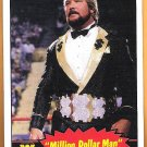 TED DIBIASE 2012 WWE Topps Heritage Legends Card #91 Wrestling WWF Hall Of Fame Million Dollar Man