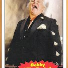 BOBBY HEENAN 2012 WWE Topps Heritage Legends Card #63 Wrestling WWF Hall Of Fame Manager The Brain