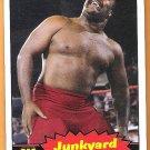 JUNKYARD DOG 2012 WWE Topps Heritage Legends Card #85 Wrestling WWF Hall Of Fame JYD FREE SHIPPING