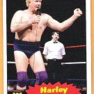 HARLEY RACE 2012 WWE Topps Heritage Legends Card #78 Wrestling WWF Hall Of Fame NWA Handsome King 78