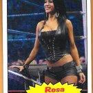 ROSA MENDES 2012 WWE Topps Heritage Card #107 DIVA Womens Wrestling Epico & Primo WWF SASE107