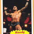 RANDY ORTON 2012 WWE Topps Heritage Wrestling Card #20 The Viper RKO WWF Cowboy Bob Free Shipping
