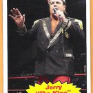 JERRY THE KING LAWLER 2012 WWE Topps Heritage Wrestling Card #48 WWF AWA FREE SHIPPING