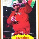 BRODUS CLAY 2012 WWE Topps Heritage Wrestling Card #8 WWF Funkasaurus Tyrus FREE SHIPPING