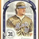 MIKE PIAZZA 2016 Topps Allen & Ginter Numbers Game INSERT Baseball Card #NG-61 NEW YORK METS 61