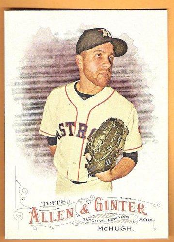 COLLIN MCHUGH 2016 Topps Allen & Ginter Baseball Card #76 HOUSTON ASTROS FREE SHIPPING 76