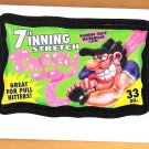 7TH INNING STRETCH TAFFY 2016 Topps Baseball Wacky Packages Sticker Card #61 Oddball FREE SHIPPING