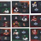 Lot of 58 2008 Upper Deck Draft Football Cards ROOKIES Parallels SHORT PRINTS Stars FREE SHIPPING