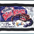 DING KONGS 2013 Topps Wacky Packages Sticker Card #11 FREE SHIPPING Ding Dongs King Kong Parody 11