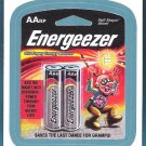 ENERGEEZER 2013 Topps Wacky Packages BLUE PARALLEL Sticker Card #33 FREE SHIPPING Energizer Parody
