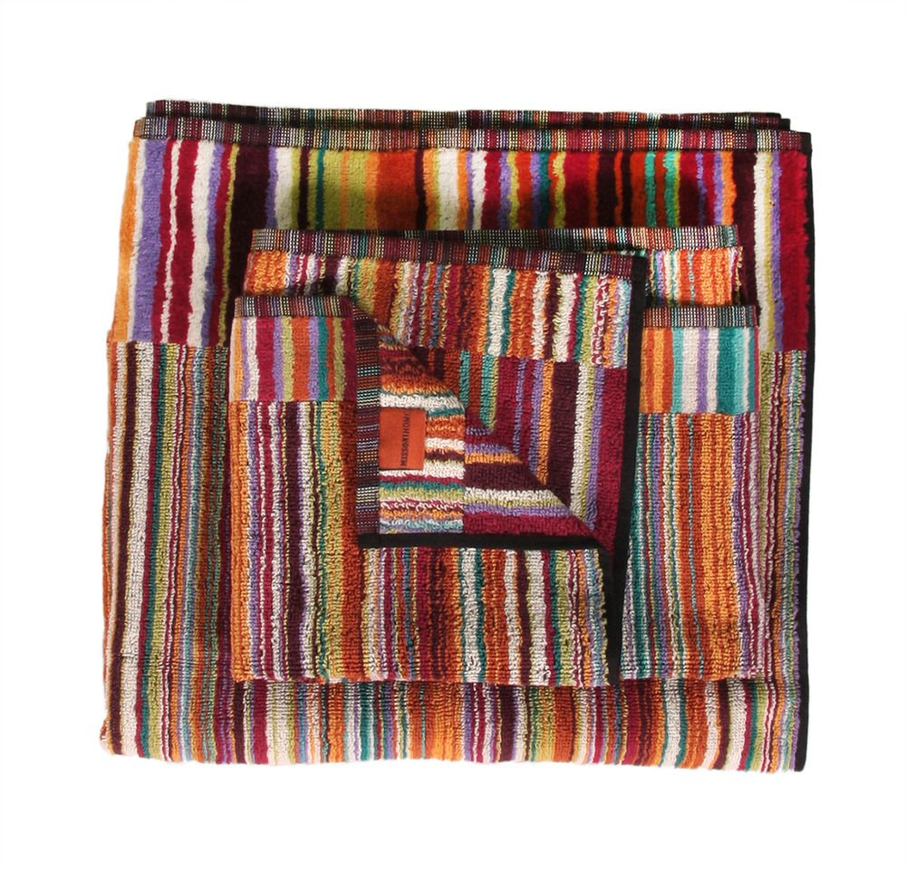 Missoni Home set 5 pieces159 Jazz orange, blue and violet