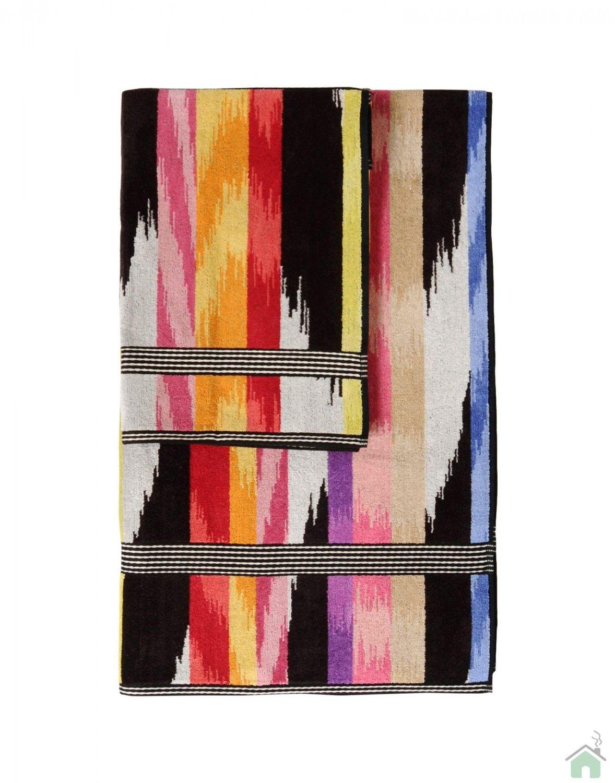 Full set 3 pieces Missoni Home Homer var.156 - multicoloured stripes