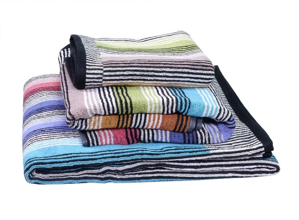 Missoni Home Ross 2015 full set 5 pieces multicolor stripes