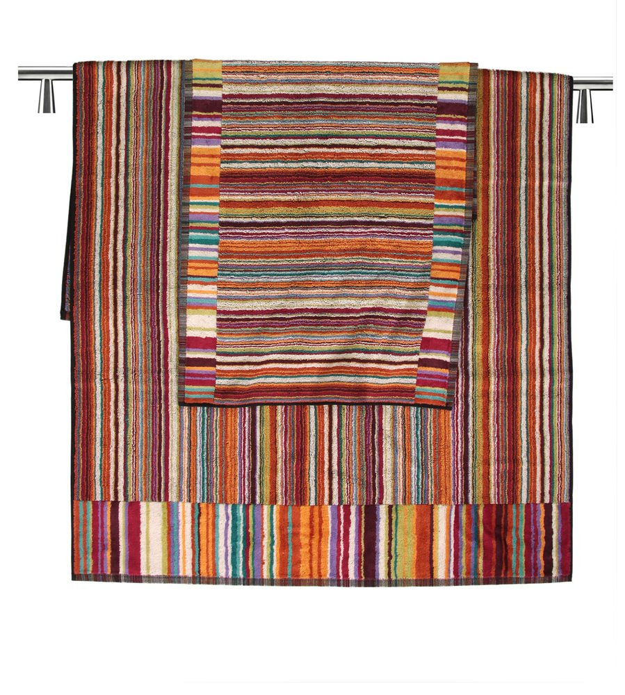 Missoni Home 2 set 1+1 159 Jazz orange, blue and violet
