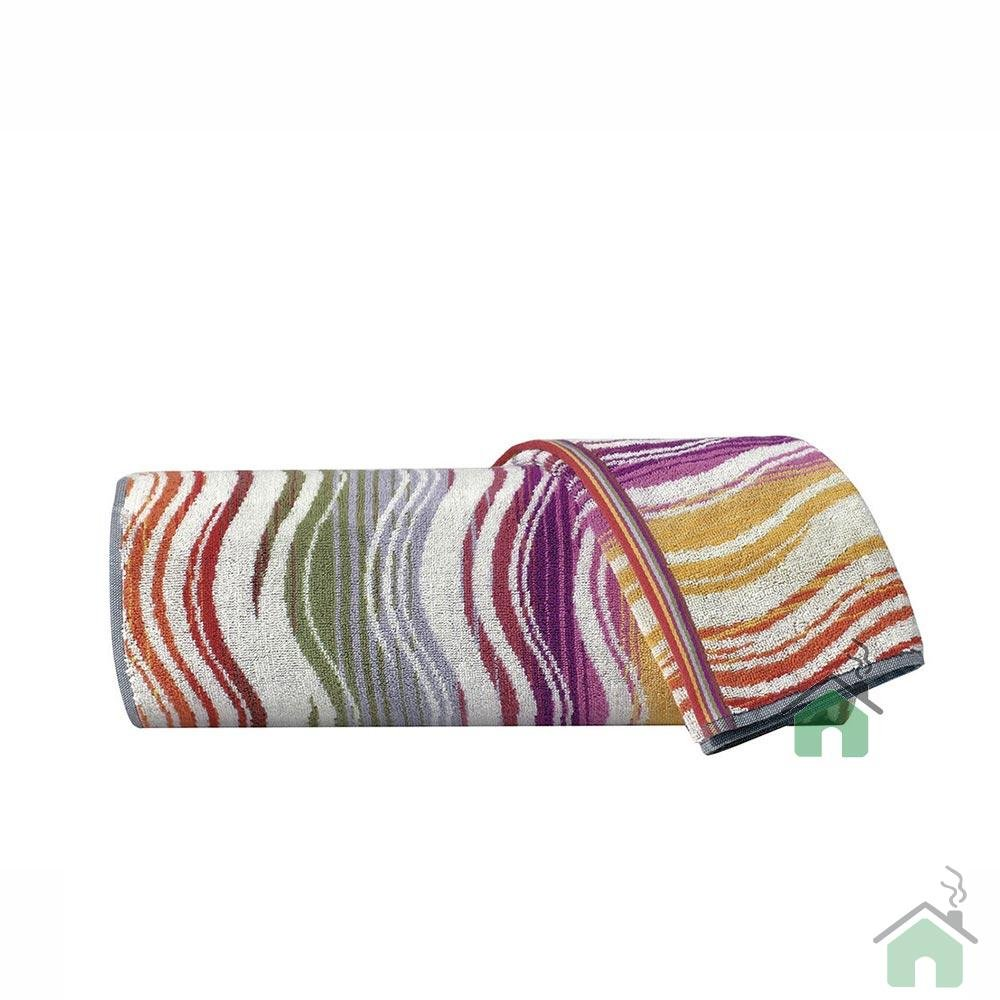 Set of 3 hand towels Missoni Home Peggy var.159 - wave design