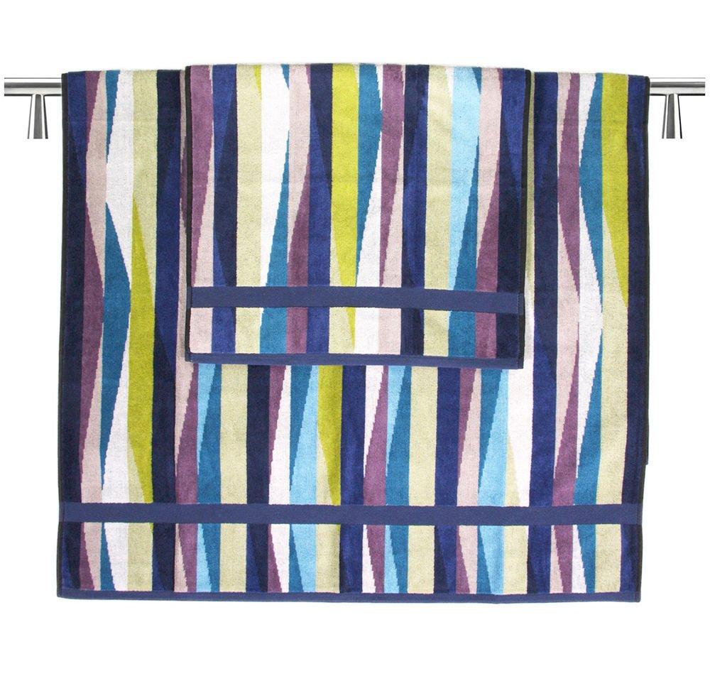 Missoni Home Romy 170 2015 set 1+1 multicolor waves