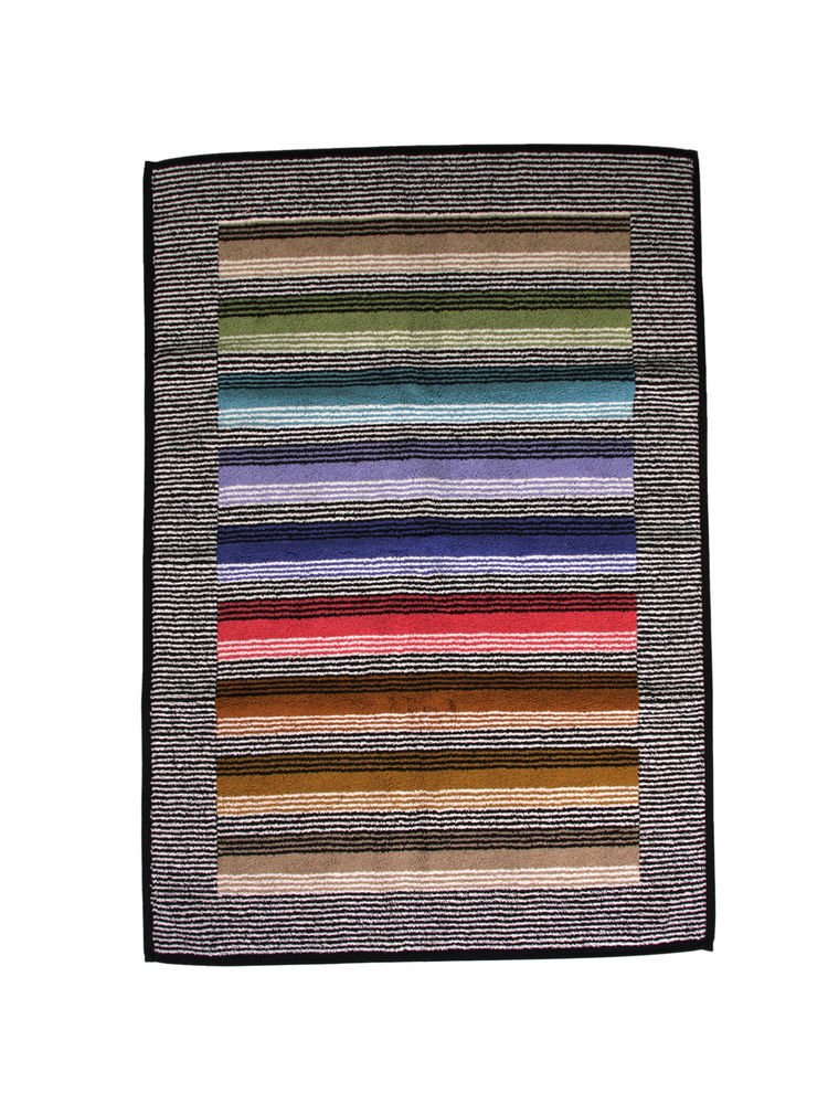 Beach towel Missoni Home 2015 Ross multicolor stripes