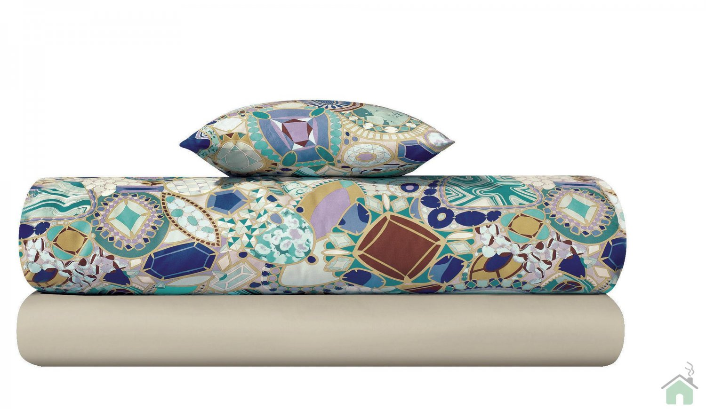Duvet cover for queen bed Missoni Home Porzia
