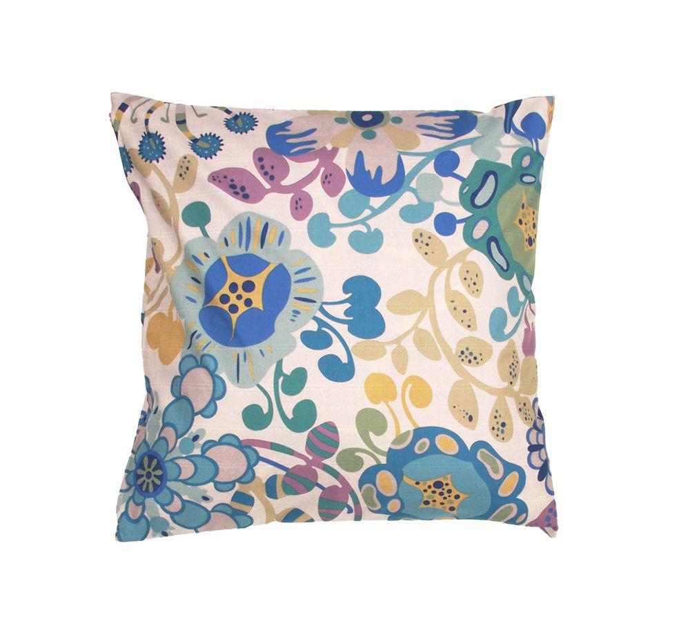 Cushion Missoni Home 12 Floreal Rory Blue
