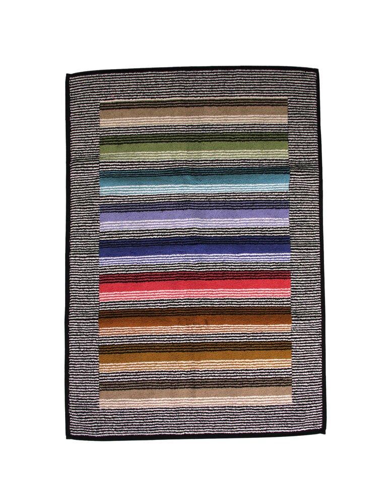 Missoni Home Ross 2015 bathmat 60x90 cm multicolor stripes
