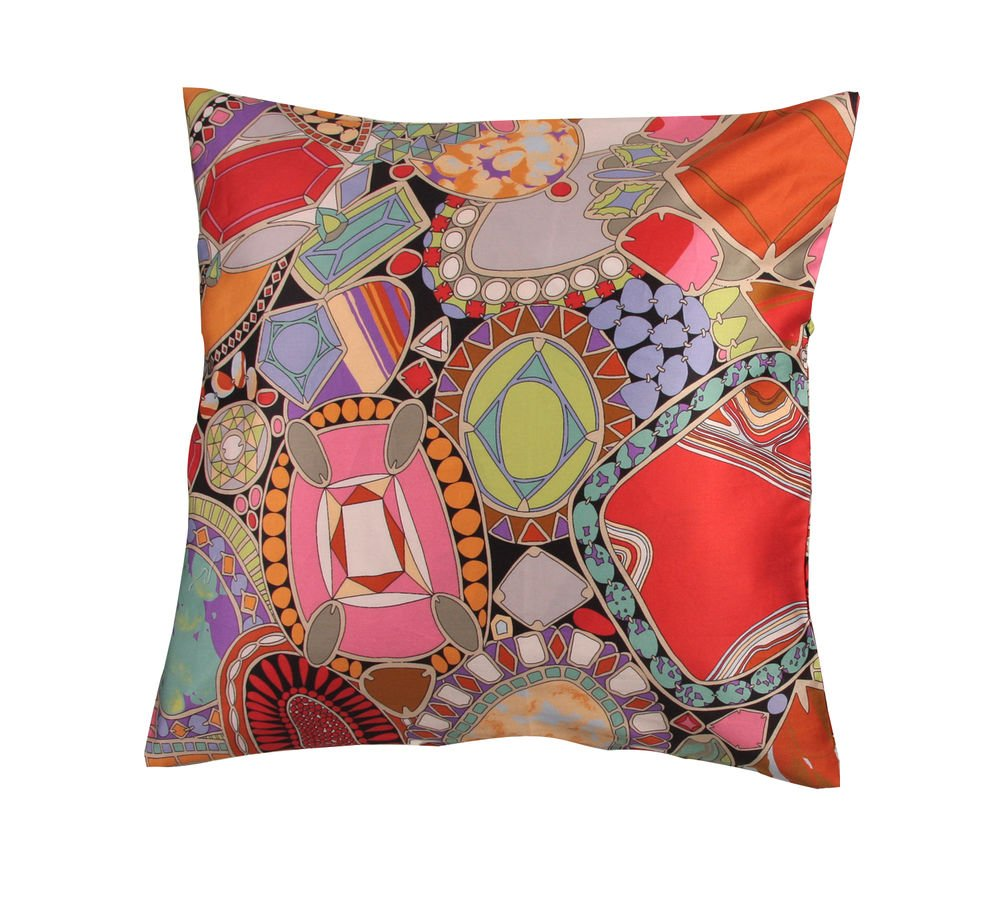 Cushion Missoni Home 12 Porzia Red