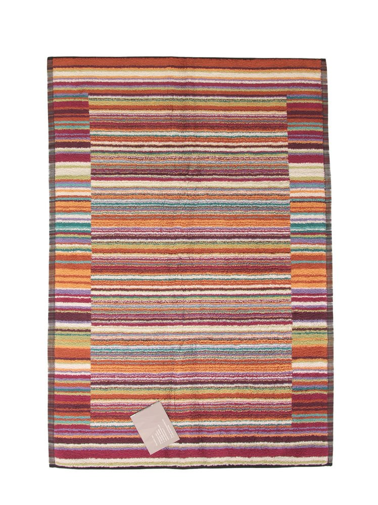 Missoni Home bathmat 60x170 159 Jazz orange, blue and violet