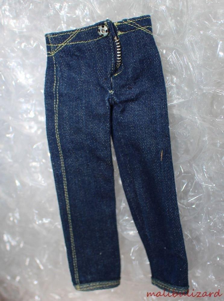 Vintage Ken's Denim Jeans Tagged