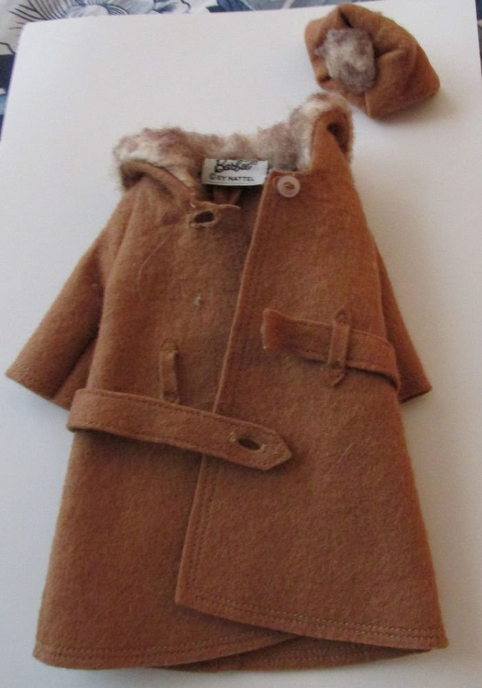 VINTAGE BARBIE IT'S COLD OUTSIDE #819 FREE SHIPPING