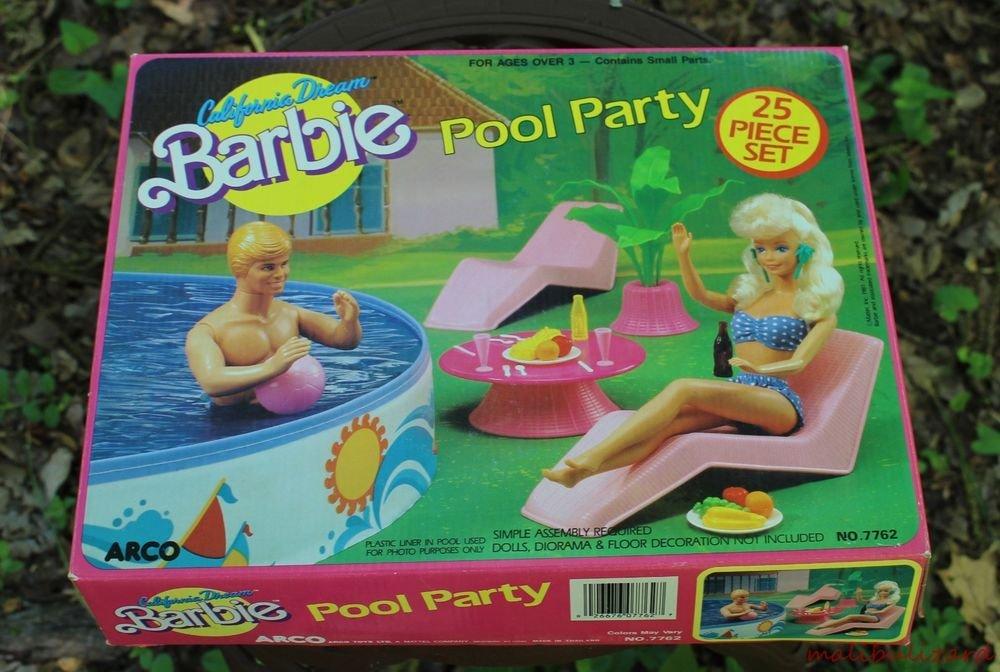 Barbie California Dream Pool