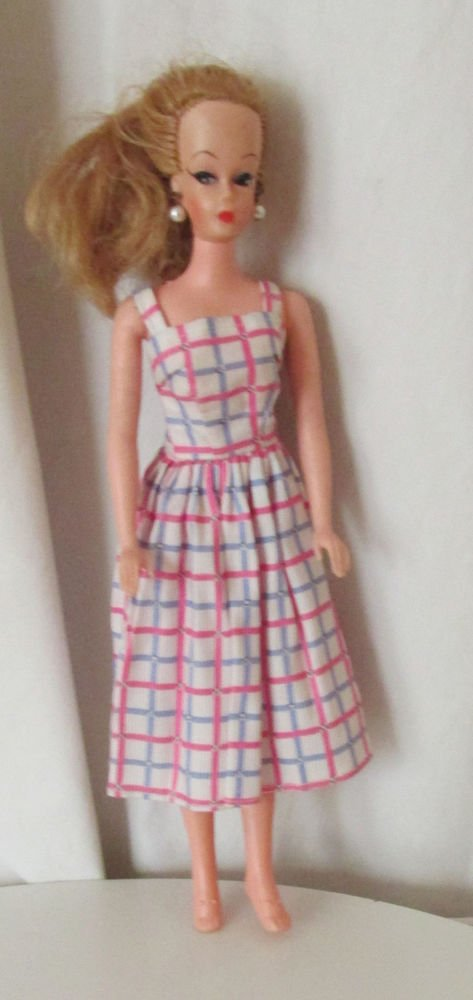 BARBIE BILD LILLI BABS CLONE  SUN DRESS FREE SHIPPING