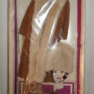 VINTAGE REMCO LISA LITTLECHAP BROWN SUIT OUTFIT MIP FREE SHIP