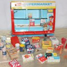Vintage My Merry Supermarket with Box and Lots of Pieces