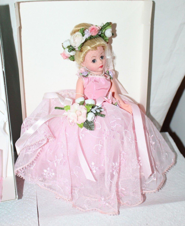 Madame Alexander Cissette Maid of Honor Doll MIB