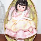 "Madame Alexander Surprise Easter Egg 8"" Doll Still Attached"