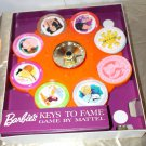 Vintage Barbie Keys to Fame Game Unused