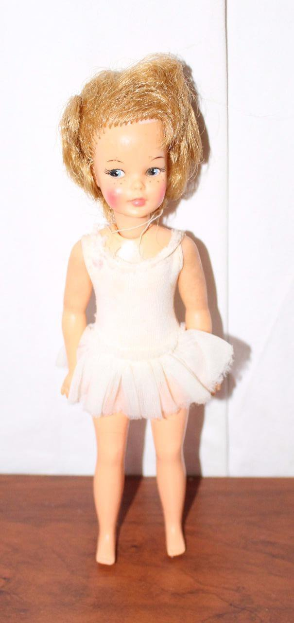 Vintage Ideal Pepper Doll Dressed in a Tutu