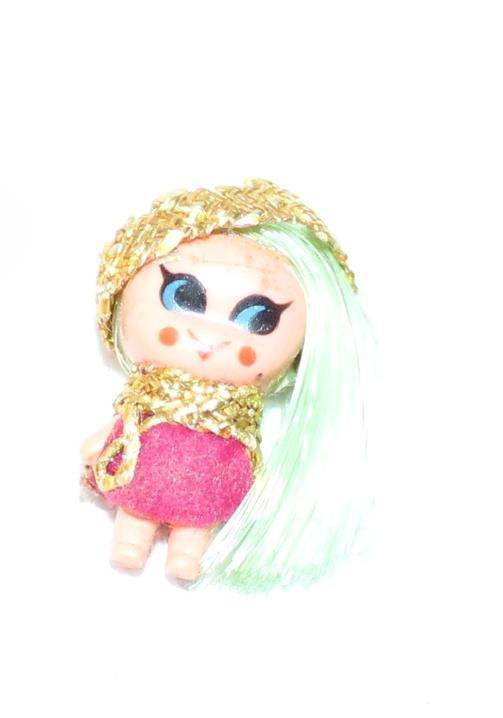 Mini Kiddle Dolls Princess Doll For Fairytale Castle