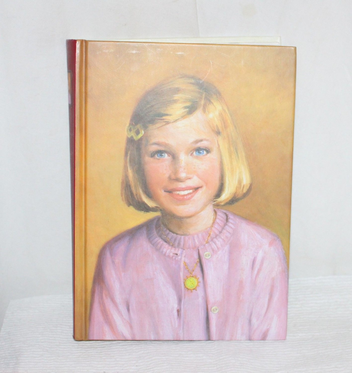 American Girl Doll Book The Story of Kit Hardcover Excellent Condition